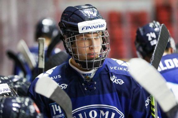 Roni Hirvonen Team Finland