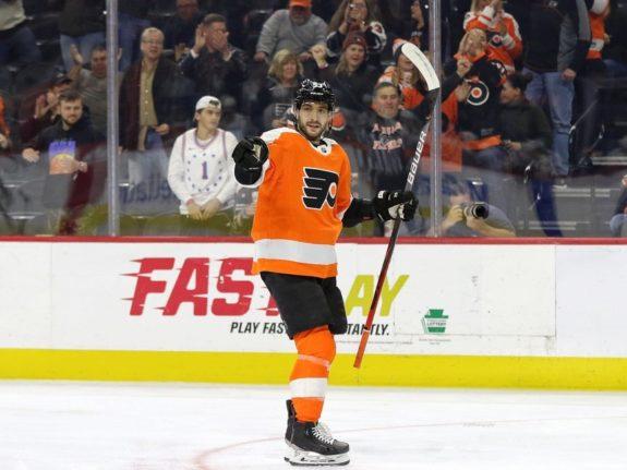 Shayne Gostisbehere Flyers de Philadelphie