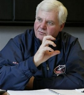 Ken Hitchcock coached the Blue Jackets from 2006-2010 (SMI/Icon)