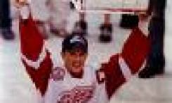 The Captain - Steve Yzerman