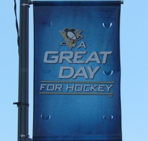 A Great Day For Hockey