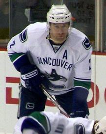 Mattias Ohlund.