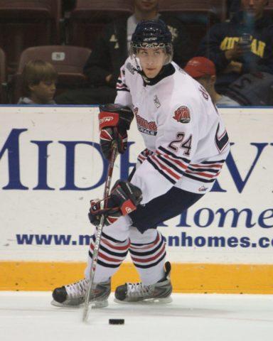 Will Calvin de Haan be healthy enough to play a full hockey season? {Credit - Dustin Hall}