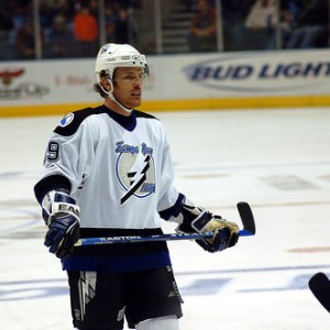 Brad Richards was a star well before joining Dallas. (Photo courtesy of kaatiya/ Flikr.)