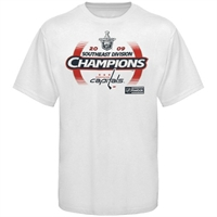 2009 Southeast Division Champs, the Capitals