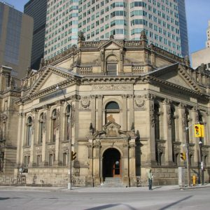 The Hockey Hall of Fame in Toronto (Ian Muttoo/Flickr)