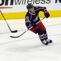 Nikita Filatov (Photo by Dave Gainer/The Hockey Writers)