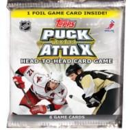 Puck Attax pack