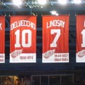 Red Wings retired banners image courtesy of Wikipedia.org