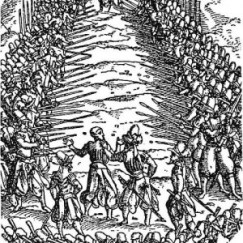 Running The Gauntlet - Wikimedia Commons