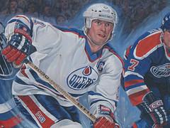 Messier Edmonton Oilers