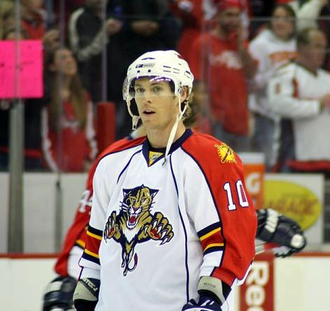 David Booth Hockey