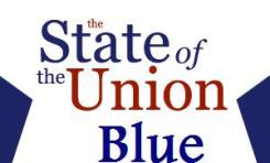 The State of the Union Blue