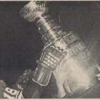 The Leafs only had to win two series to win the Cup in '67.