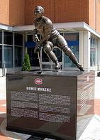 Howie Morenz statue Montreal