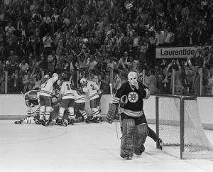 The Montreal Canadiens have seen more than their fair share of goal celebrations over the franchise's 100 year history.