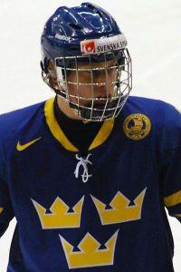 Adam Larsson {Photo: Wikimedia Commons - CanadaHky}