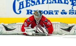 Capitals Begin Preseason in Baltimore Hockey Classic, Lose 2-0 to Nashville Predators
