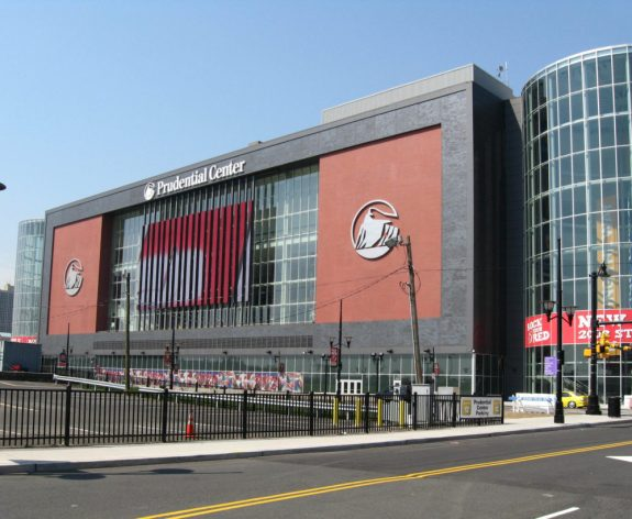Prudential Center, New Jersey Devils
