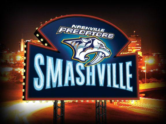 Nashville Predators Smashville
