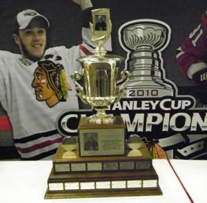 Jack Adams Trophy (Laura Neveau/THW)