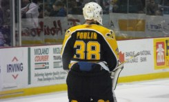 The Poulin Wall; Rookie Goaltender Stands Tall
