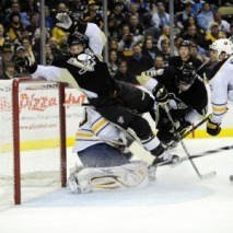 The Penguins need to create more havoc in front of the Islanders net in Game 5.(Icon SMI)