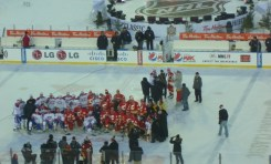 Interview with Lanny McDonald - '89 Flames Reunite for 2011 Heritage Classic