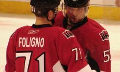 Nick Foligno Emerging as a Leader for the Ottawa Senators