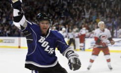 Lightning Does Not Strike Twice As Bolts Win Ninth Straight Overtime Game
