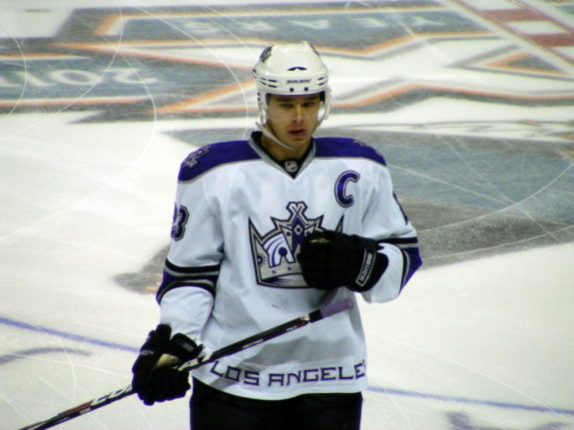 Prototypical Bruins Dustin Brown