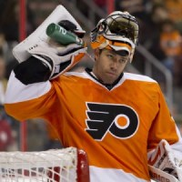Brian Boucher Flyers goalie