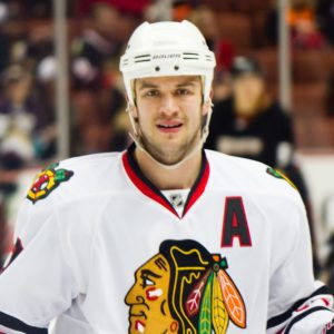 Brent Seabrook (BridgetDS/Flickr)