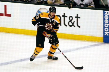 Boston Bruins Early Success Zdeno Chara
