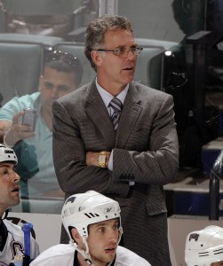 Oilers hockey GM Craig MacTavish