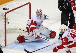 Jimmy Howard's injury offers possible look into use of fracture putty.