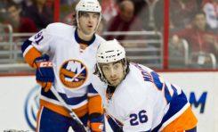 New York Islanders Midseason Report Card