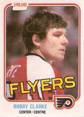 Bobby Clarke, Philadelphia Flyers captain