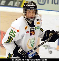 Jonas Brodin {Photo courtesy of: Elite Prospects}