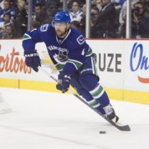 Keith Ballard Canucks