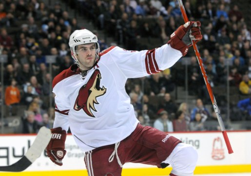 The Phoenix Coyotes appear to be interested in dealing Keith Yandle and his $5.250 million cap hit.