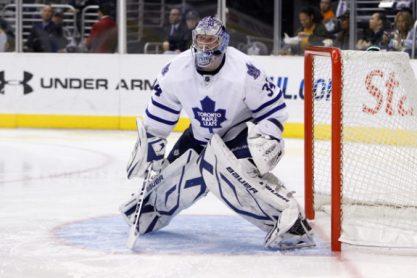 James Reimer Maple Leafs