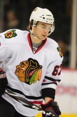 Michael Frolik Blackhawks