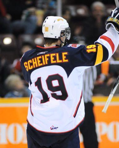 Mark Scheifele OHL