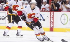Moving Veterans May Reignite the Calgary Flames
