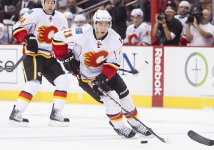 Mikael Backlund Flames
