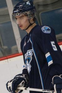 Duncan Siemens was the Avalanche's selection with the pick they acquired from the Blues (Creative Commons)