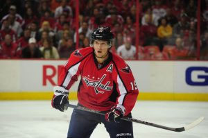 Nicklas Backstrom Capitals