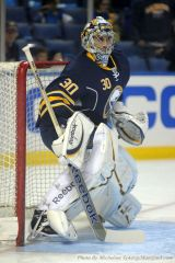 Ryan Miller Sabres NHL Goalie