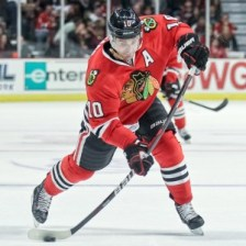 Chicago Blackhawks Winger Patrick Sharp